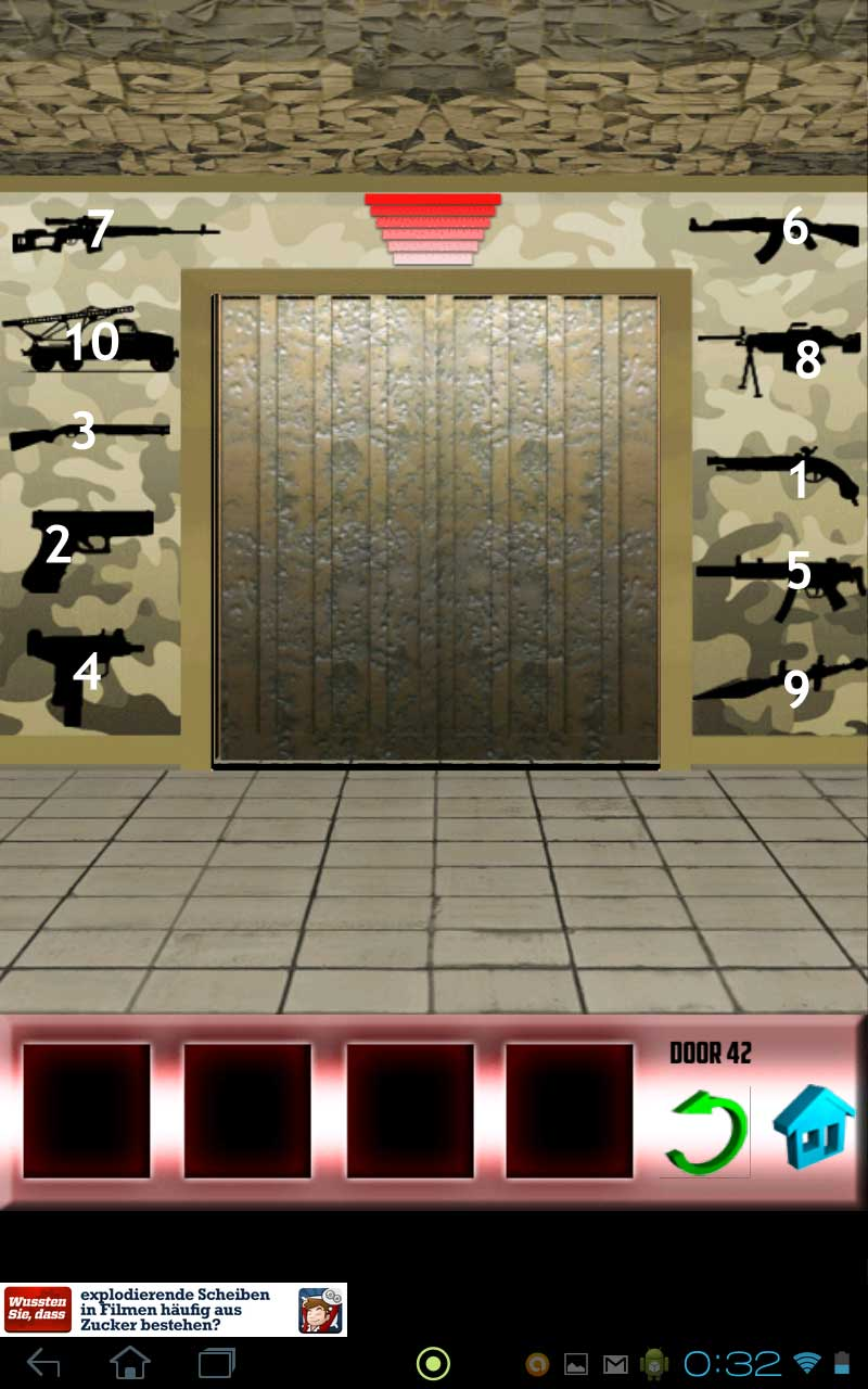 100 Doors Floors Escape Level 68