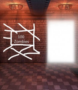 100 Zombies 2 Level 111 Solution